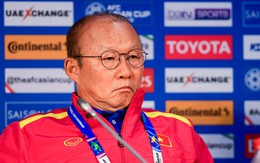 """HLV Park Hang-seo: """"Nhật Bản là đội mạnh nhất giải, nhưng tôi vẫn kỳ vọng giành chiến thắng"""""""