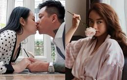 Sao Việt háo hức khoe quà lãng mạn, công khai điều đặc biệt trong ngày Valentine