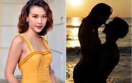 """Nhân Valentine, MC Hoàng Oanh """"chơi lớn"""" công khai đã có bạn trai mới"""