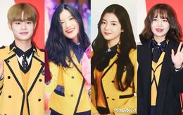 Lễ tốt nghiệp trung học của dàn idol Kpop: 2 mỹ nhân gây sốt vì quá xinh, học sinh phỏng vấn, chụp ảnh như đi sự kiện