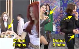 Đâu là sự khác biệt giữa ITZY - tân binh mới debut 3 ngày và TWICE - idol đã debut được 3 năm?