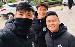"""""""Bí kíp"""" ở Thường Châu sẽ giúp Duy Mạnh, Quang Hải đánh bại đội bóng Trung Quốc chiều nay"""