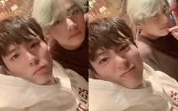Cặp bạn thân mỹ nam đắt giá nhất Kbiz đọ sắc cùng khung hình: V (BTS) hay Park Bo Gum nhỉnh hơn về ngoại hình?