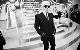 Nhìn lại những khoảnh khắc đáng nhớ trong cuộc đời của huyền thoại thời trang Karl Lagerfeld
