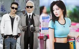 Cùng tưởng nhớ ngài Karl Lagerfeld: G-Dragon được khen, Jennie lại bị netizen chê tới tấp