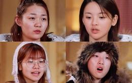 Sốc toàn tập với mặt mộc 100% của nhóm nhạc nữ hot nhất Trung Quốc: Choáng nhất là mỹ nhân ở vị trí số 2