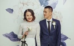 6 năm hẹn hò với bạn thân của hot Vlogger Giang Ơi khép lại bằng đám cưới giản dị nhưng đong đầy hạnh phúc