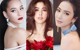 """Những quý cô U40 cực phẩm của showbiz Thái: Đẹp, quyền lực, toàn yêu đại gia nhưng mãi vẫn chưa chịu """"chống lầy"""""""