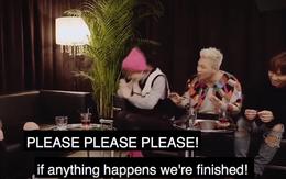 Big Bang từng cảnh báo Seungri khi các thành viên đã nhập ngũ: Em mà có chuyện gì thì Big Bang sẽ tiêu đời đấy!