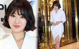 Khoe dáng nuột và đẹp khó cưỡng, Park Shin Hye thật sự đã đạt đến ngưỡng đỉnh cao nhan sắc sau khi xén tóc