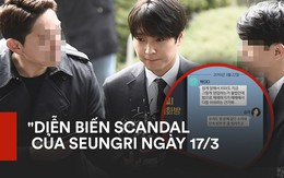 Scandal chấn động của Seungri ngày 17/3: Thêm 1 ngôi sao tuyên bố rút khỏi tất cả các show