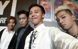 Profile chính thức của Big Bang trên Naver đã xoá tên Seungri, chỉ còn hoạt động với 4 thành viên