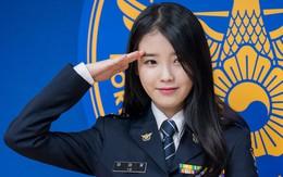 """Một sự thật ít ai biết: """"Em gái quốc dân"""" IU thật ra từng là sĩ quan cảnh sát cấp cao"""