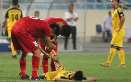 Những hành động cho thấy U23 Việt Nam hiện tại có trái tim nhân hậu không kém gì các đàn anh Xuân Trường, Công Phượng
