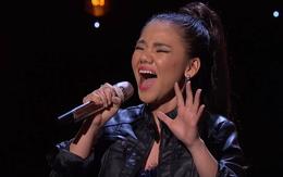 """Minh Như khoe giọng khủng ở vòng 2 """"American Idol"""", netizen nhận xét: """"Cô ấy như đang hét vào mặt tôi"""""""
