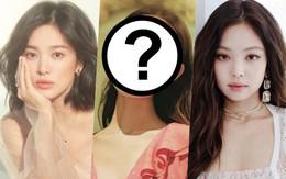 Mỹ nhân sở hữu gương mặt hoàn hảo nhất châu Á: Làm lu mờ Song Hye Kyo, khiến Jennie đội sổ nhưng có đẹp đến thế?