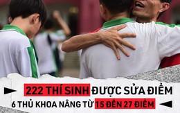 Toàn cảnh bê bối sửa điểm chấn động của 222 thí sinh Hà Giang, Sơn La, Hoà Bình: Toàn thủ khoa rởm đỗ Y Đa khoa, Cảnh sát, Công an