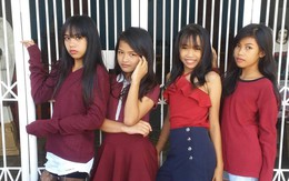 """Thần thái ngày càng trưởng thành của Ponytail Girl - nhóm nhạc """"những cô em hàng xóm"""" chuyên dance cover K-pop nổi một thời"""