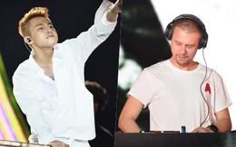 """Sơn Tùng M-TP hát liền 4 bản hit đình đám, cùng """"ông hoàng nhạc Trance"""" DJ Armin Van Buuren khuấy động hàng ngàn khán giả Hà thành"""