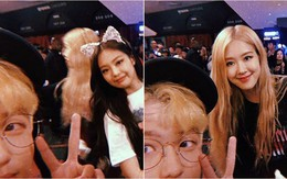 Chơi vậy đố ai chơi lại: Rich kid Việt theo chân Black Pink khắp đất Mỹ, selfie với từng thành viên như hội bạn thân