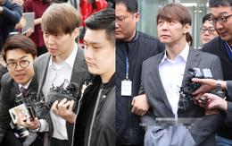 Yoochun chính thức bị bắt vì tội sử dụng ma túy: Khi đến tươi tỉnh khi về tiều tuỵ, tay bị còng và trói bằng dây thừng