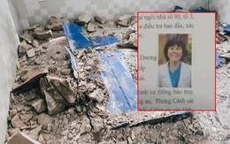 """Vụ """"bê tông chứa xác người"""": Hé lộ nghi phạm từng là giảng viên trường ĐH ở Sài Gòn, bỏ dạy để đi """"tu luyện"""""""