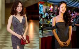 Nữ sinh lớp 12 trường Chu Văn An lột xác quyến rũ bất ngờ, sexy hết nấc trong tiệc trưởng thành đầy sang chảnh