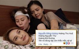 Phát hiện lạ lùng Về Nhà Đi Con: Ba chị em nhà Huệ - Thư - Dương đều khác họ?