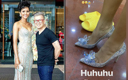 Lọ Lem hiện thực hẳn là H'Hen Niê: Mang giày hơn trăm triệu đẹp như mơ nhưng chẳng đi nổi quá 2 tiếng