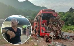 """Vụ tai nạn thảm khốc ở Hòa Bình: """"Lái xe gần 20 năm, chưa bao giờ tôi trải qua cảm giác kinh hoàng đến thế"""""""