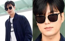 Lee Min Ho ra sân bay thôi mà quá sức bảnh bao, nhưng không giấu nổi sự tăng cân và bờ môi khô nứt nẻ