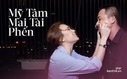 Mỹ Tâm lần đầu xuất hiện sau tin hẹn hò: Công khai véo má Mai Tài Phến, giải thích tất tần tật chuyện tình cảm!