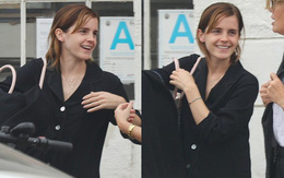 """Thần sắc đẹp đã """"độ"""" lại Emma Watson: Bỗng trở về thời xưa, để mặt mộc thôi mà cũng có thể gây bất ngờ"""