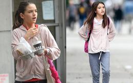 Thật khó tin: Công chúa nhỏ Suri nhà Tom Cruise kiêu sa ngày nào nay phải mặc đi mặc lại những món đồ cũ kỹ
