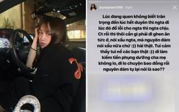 Con gái đại gia Minh Nhựa vừa hot trên Instagram đã bị người yêu cũ lập hội nói xấu?