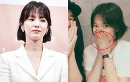 """Bạn bè tiết lộ lí do Song Hye Kyo không đeo nhẫn cưới: """"Cô ấy sụt 5kg, khóc lóc tâm sự về khó khăn hôn nhân"""""""