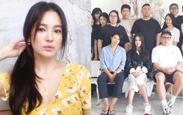 Ảnh hiếm của Song Hye Kyo 1 ngày trước khi chồng đệ đơn ly hôn: Chị vẫn đẹp nhưng biểu cảm đúng là đáng chú ý