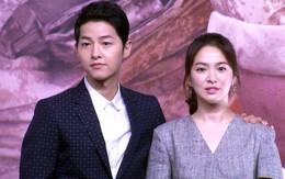 """Song Song chính thức """"tan đàn xẻ nghé"""", Song Hye Kyo đi thuê nhà còn Song Joong Ki thì sao?"""