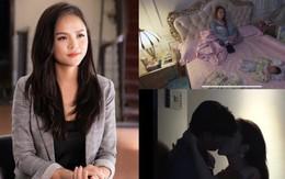 Mượn cảnh Vũ ngoại tình Nhã bỏ mặc Thư, Thu Quỳnh khéo léo nhắc lại chuyện xưa với chồng cũ Chí Nhân