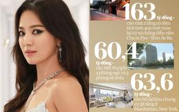 Phía Song Hye Kyo chủ động lên tiếng trước về vụ ly hôn, tuyên bố quyết định bất ngờ về việc chia tài sản 2000 tỉ