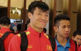 Tuyển thủ Việt Nam phấn khích khi tới Dubai, chuẩn bị cho trận đấu gặp Jordan tại vòng 1/8