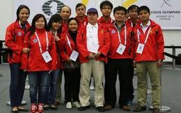 Nguyễn Ngọc Trường Sơn đoạt HCV cờ vua giải Olympiad