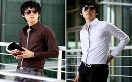Sài Gòn: Rikimaru – Sức cuốn hút từ áo sơ mi đẳng cấp