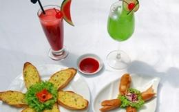 Hà Nội: Ăn ngon trong không gian lãng mạn của De Flore Coffee