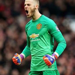 De Gea khiến đồng đội Man Utd phát sốt với pha xâu kim đẳng cấp