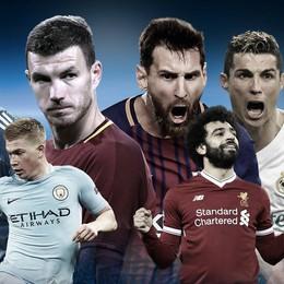 Real chạm trán Juventus, đại chiến Anh ở tứ kết Champions League