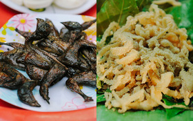 """Hà Nội: Lạc vào thiên đường ẩm thực ở phố """"không ngủ"""""""