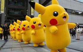 Binh đoàn Pikachu siêu dễ thương sắp đổ bộ AEON MALL Long Biên