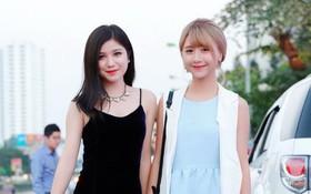 Quỳnh Anh Shyn và An Japan xinh xắn, thân thiết cùng nhau dự sự kiện
