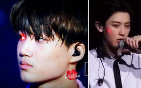 Fan tức giận vì EXO bị chiếu đèn laser vào mắt trong concert